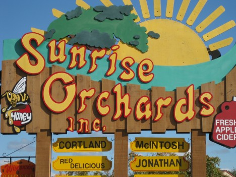 Sunrise Orchards, Gays Mills, WI
